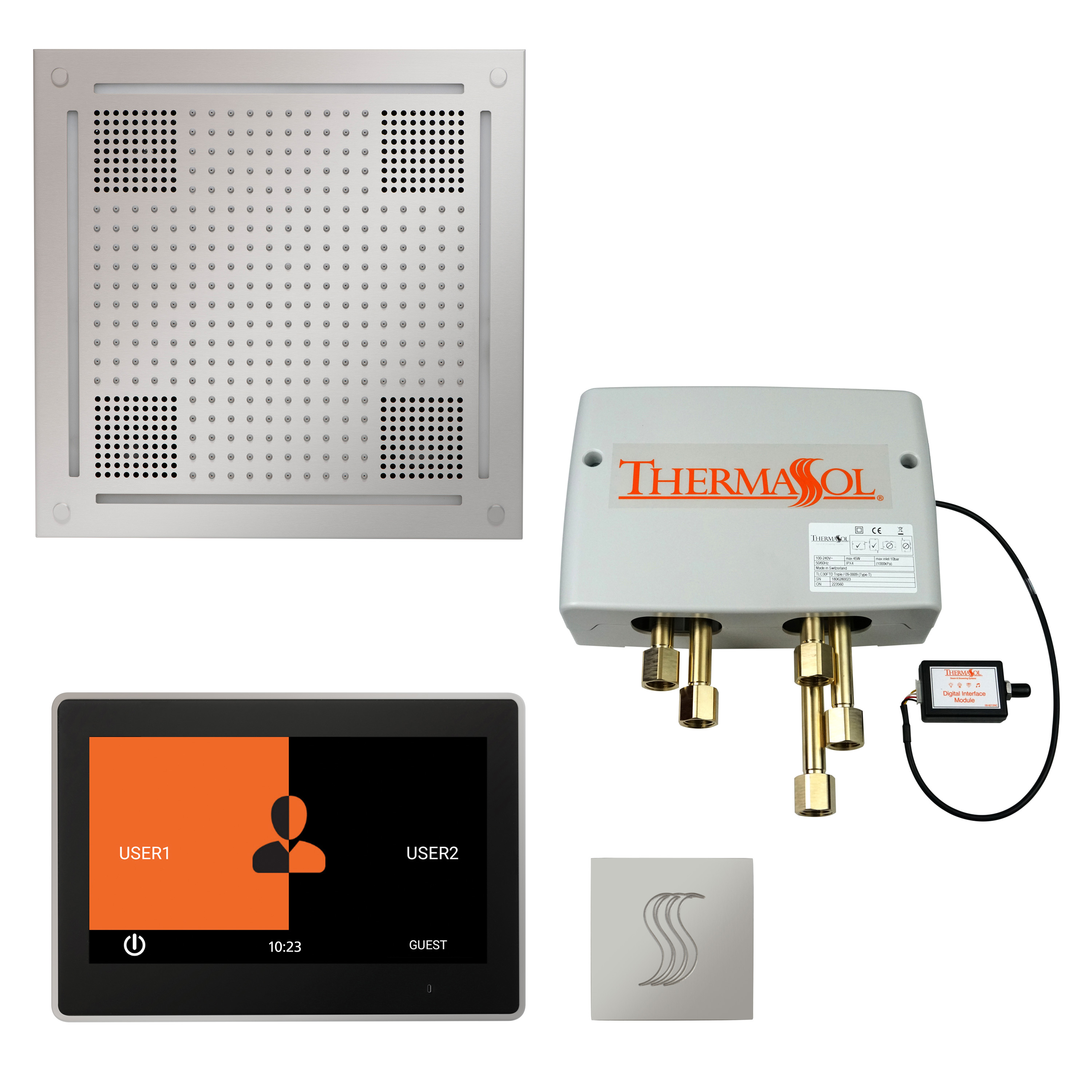 Thermasol Control Packages