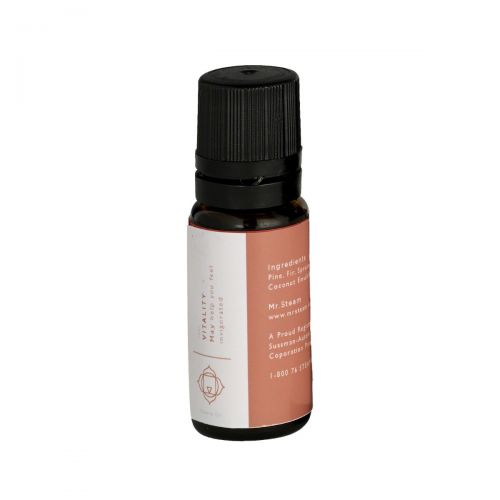 Mr Steam Chakra Blend Essential Oils - Red Vitality