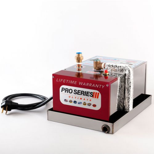Thermasol PROIII-750 Pro Series Ultimate Steam Generator