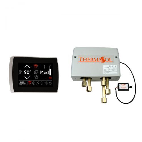 Thermasol Digital Shower Package w/ Flushmount SignaTouch Control