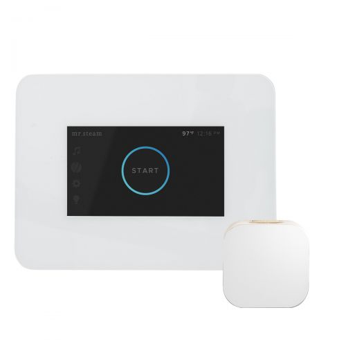 Mr Steam iSteam3 Digital Touch Control Kit in White