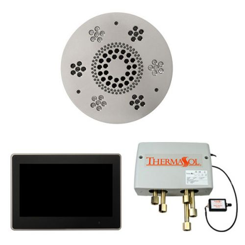 "Thermasol Wellness Shower Package with 10"" ThermaTouch Round"