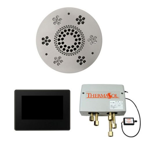 "Thermasol Wellness Shower Package w/ 7"" ThermaTouch (Round)"
