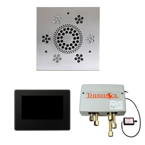 "Thermasol Wellness Shower Package w/ 7"" ThermaTouch (Square)"