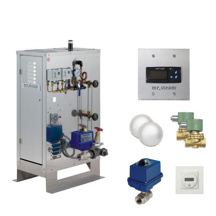 Mr Steam C2500 CU-2 Commercial Generator w/ Digital 1 Control Package 60kW