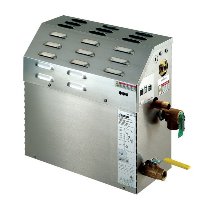 Mr Steam MS400EC1X Steam Generator - Express Steam 240V/1PH