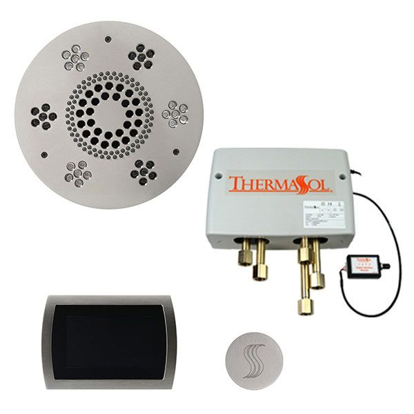 Thermasol Total Wellness Package with SignaTouch Round (Upgraded Trim)