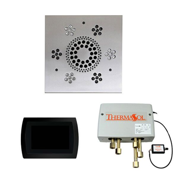 Thermasol Wellness Shower Package w/ SignaTouch (Square)