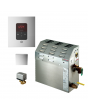 Mr Steam MS225EC1 - 7.5kW Steam Bath Generator with iTempo Autoflush Square Package 225C1ATSQ-PC